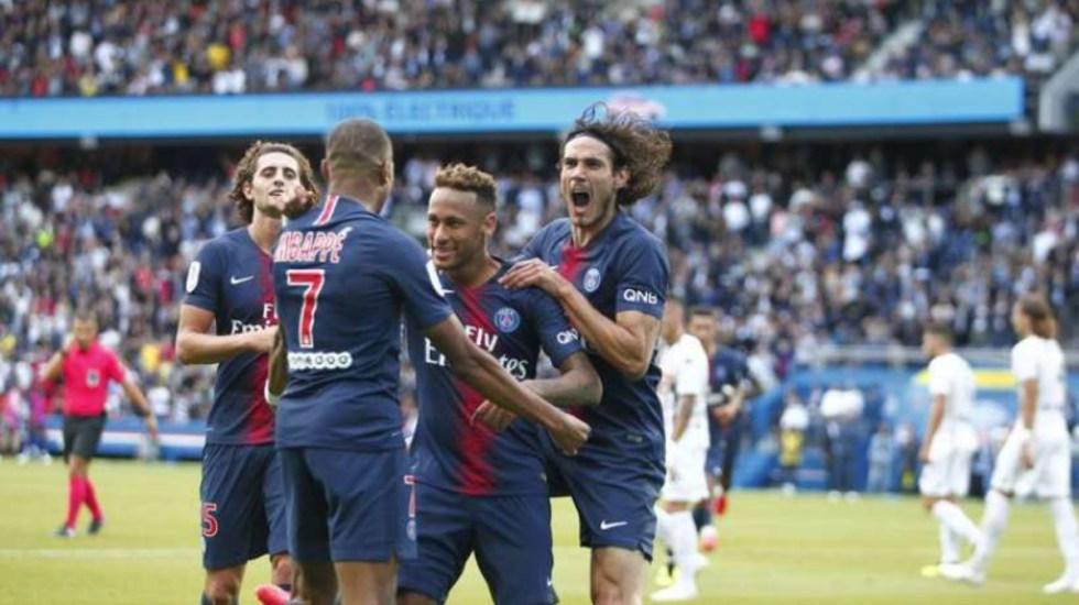 Venta de camisetas del PSG subió más de 80 por ciento con Neymar y Mbappé - camisetas psg ventas