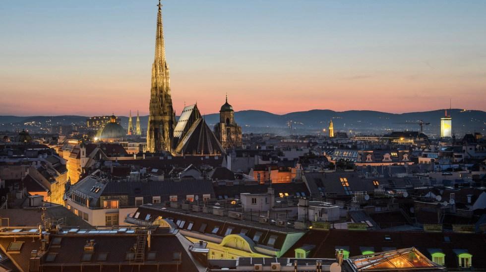 Viena sigue siendo la mejor ciudad para vivir - Ciudad de Viena, Austria. Foto de Jacek Dylag para Unsplash