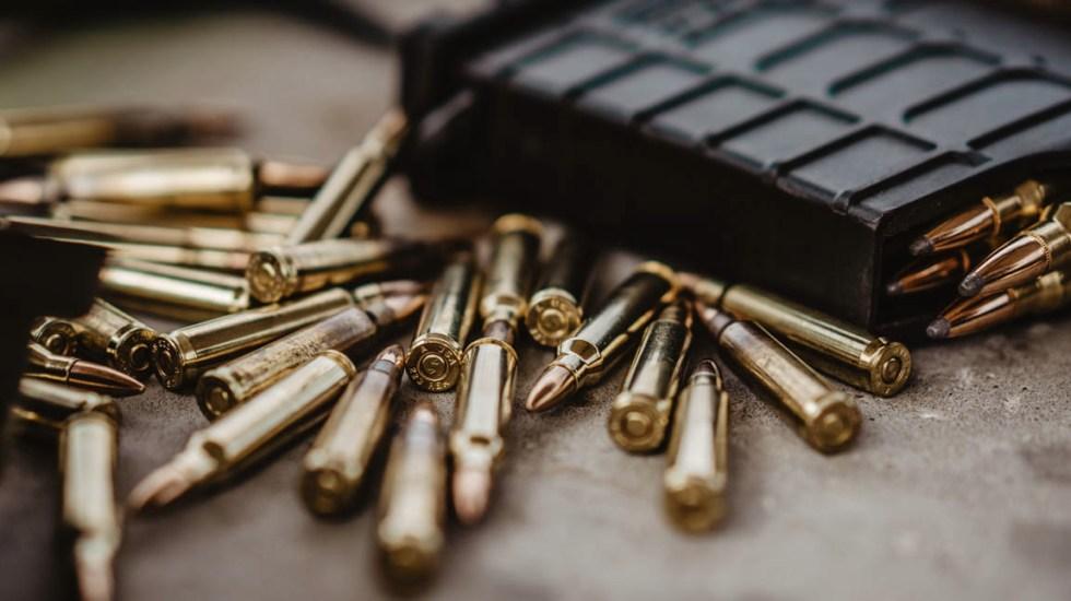 Vinculan a proceso a líderes de la Unión Tepito y Fuerza Anti-Unión - Imagen ilustrativa de unas balas. Foto de Ryan Rippeon para Unsplash