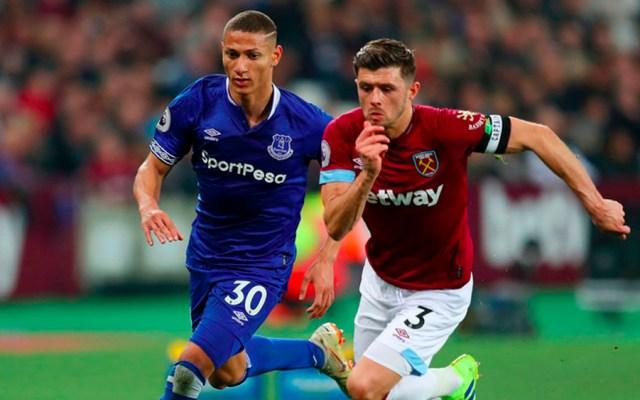 Chicharito entra de cambio en derrota del West Ham ante el Everton - Foto de West Ham United