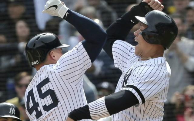 Yankees debutan con el pie derecho en temporada 2019 de MLB - Foto de MLB