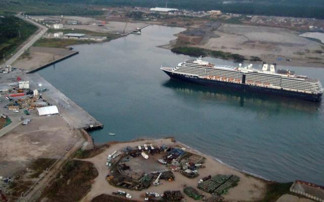 Compañías invitadas aceptan ir por licitación en Dos Bocas - Zona de construcción de la Refinería de Dos Bocas. Foto de Cuartoscuro