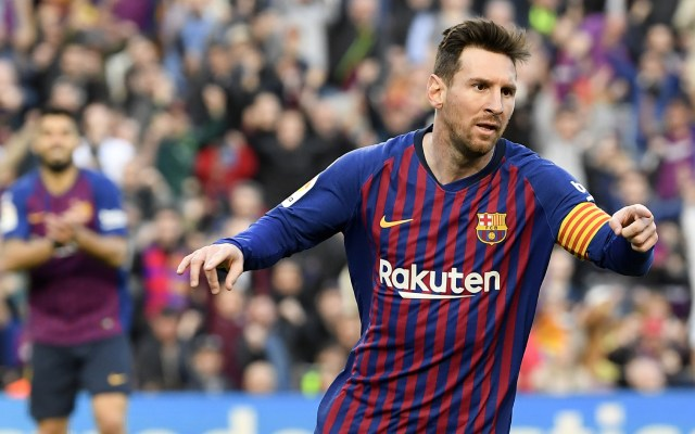Messi es el futbolista mejor pagado del mundo - messi mejor pagado