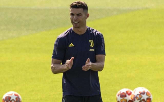 Cristiano Ronaldo convocado para la Champions - cristiano ronaldo convocatoria juventus