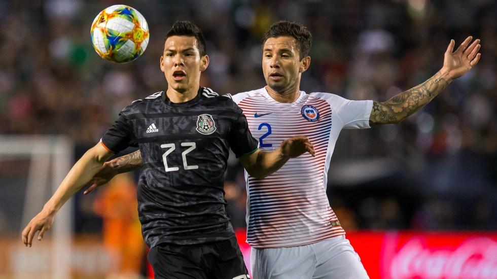 México baja una posición en el ranking FIFA - Foto de Emiliano/Mexsport