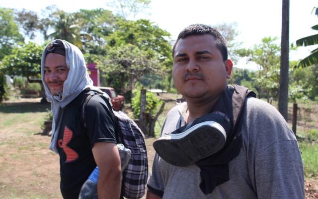 México repatria a 204 migrantes de origen hondureño - repatrian a migrantes hondureños