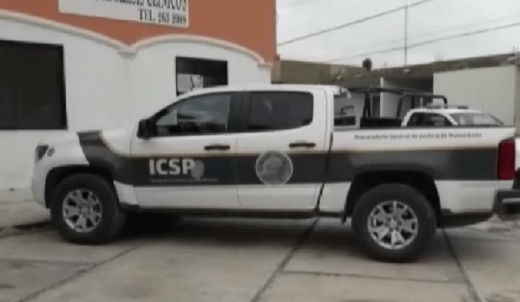 Atacan a balazos a policías en Apodaca, Nuevo León - Foto de Milenio