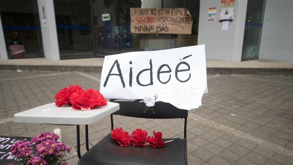 No ha concluido dictamen pericial del caso de Aideé Mendoza: Godoy - Alumna de CCH Oriente murió debido a hemorragia interna por bala Aideé Mendoza