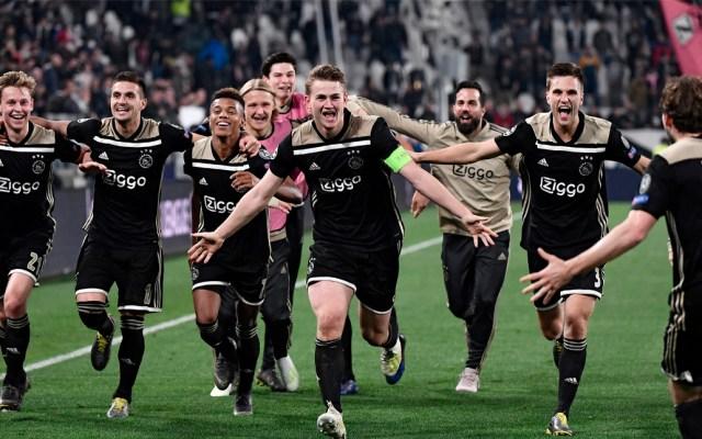 Liga holandesa pospone jornada en apoyo del Ajax en la Champions - Foto de AFP