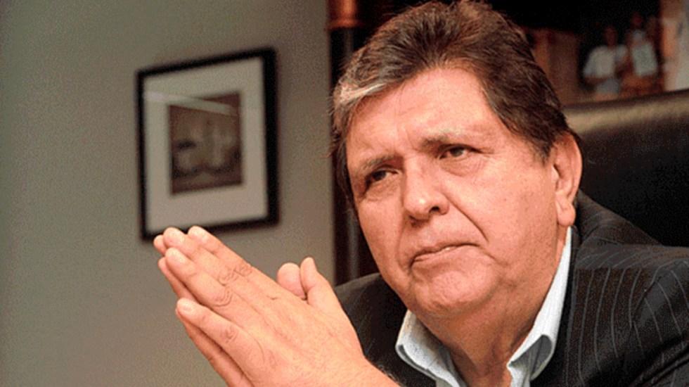 Dan a conocer carta escrita por Alan García antes de suicidarse - carta alan garcía suicidio