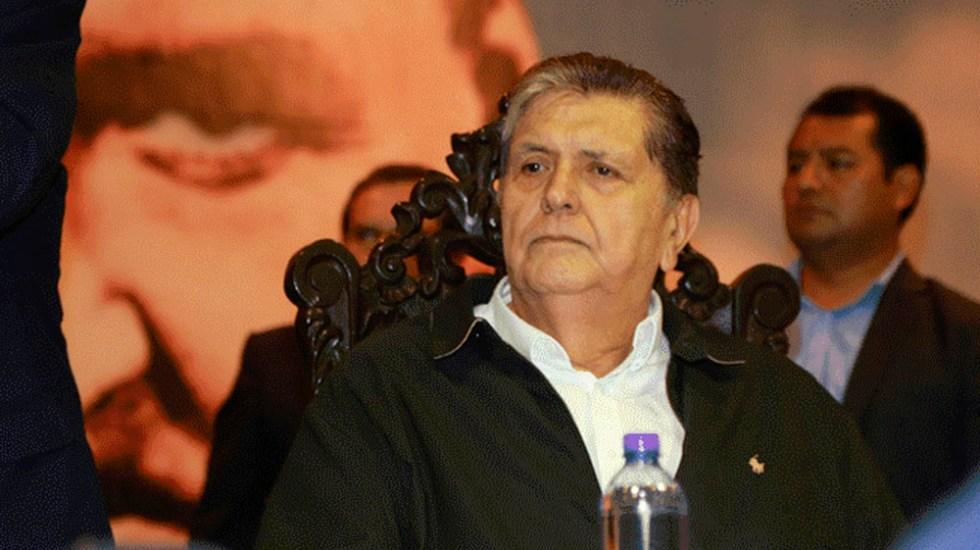 Muere el expresidente AlanGarcía tras dispararse en la cabeza - Foto de La República