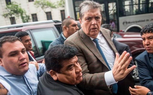 Políticos latinoamericanos lamentan muerte de Alan García - Foto de AFP