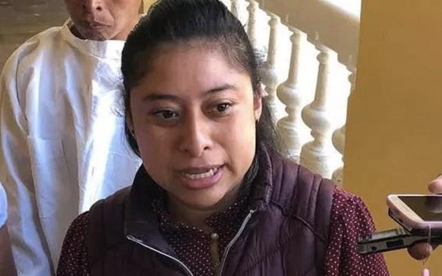 Veracruz pedirá a FGR atraer asesinato de alcaldesa de Mixtla - Alcaldesa Mixtla Veracruz Maricela Vallejo