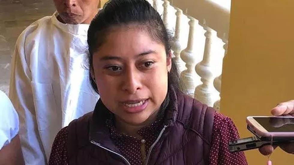 Alcaldesa Mixtla Veracruz Maricela Vallejo