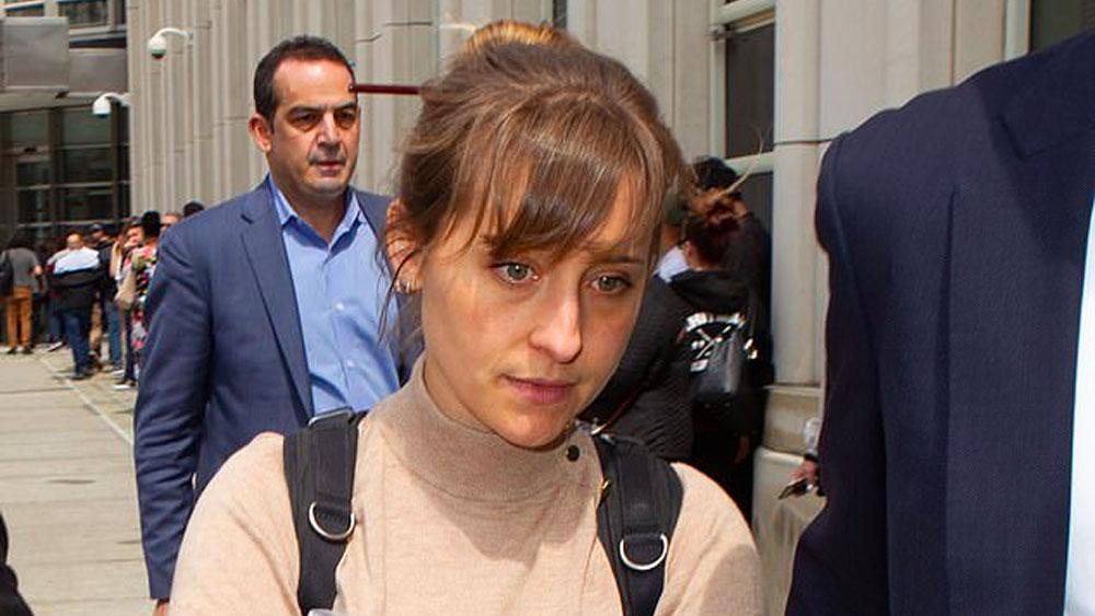 Allison Mack se declara culpable en caso de secta Nxivm - Allison Mack. Foto de Daily Mail