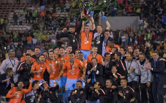 América campeón de la Copa MX Clausura 2019 - Foto de Notimex