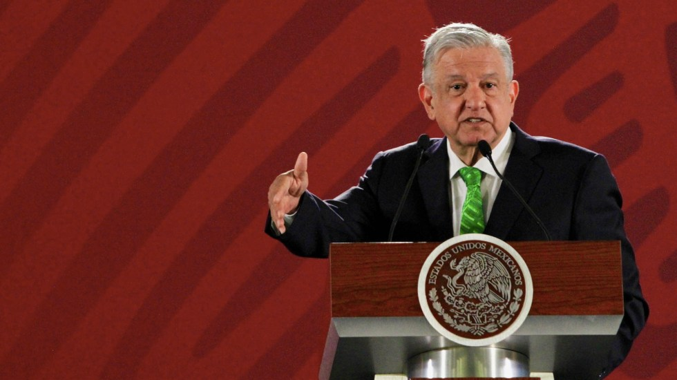 Canacintra advierte que memorándum de AMLO es anticonstitucional - Foto de Notimex