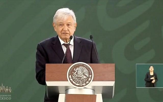 AMLO ya eligió al titular de la Guardia Nacional. Será militar en activo - AMLO en conferencia desde Jalisco. Captura de pantalla