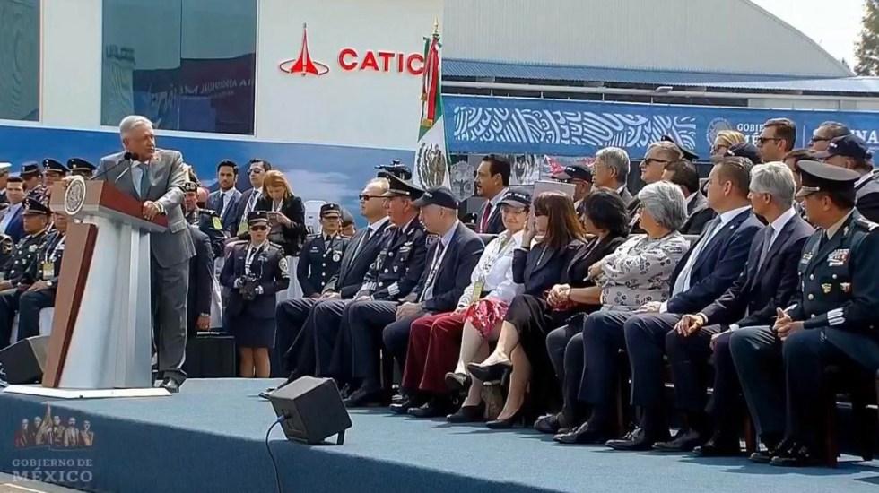 El lunes iniciará la construcción del nuevo aeropuerto en Santa Lucía: AMLO - Captura de pantalla