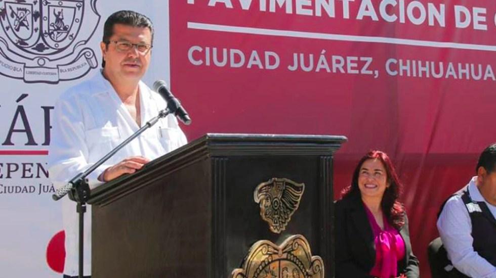 Cierre de frontera frenaría economía: alcalde de Ciudad Juárez - Foto de @armando_cabada