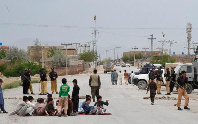 Estado Islámico reivindica atentado suicida en mercado de Pakistán - Foto de AFP