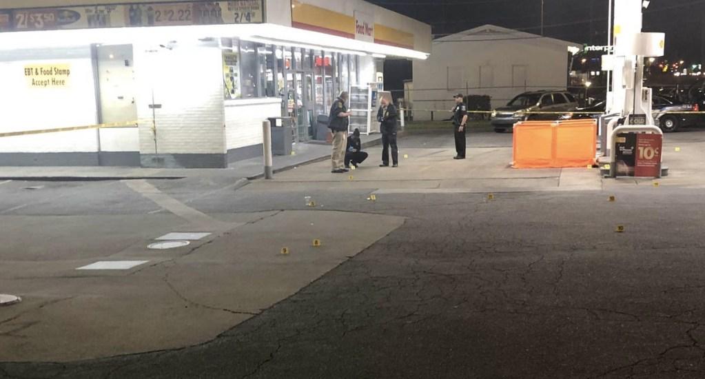 Tiroteo en gasolinera de Georgia deja un muerto y dos heridos. Noticias en tiempo real