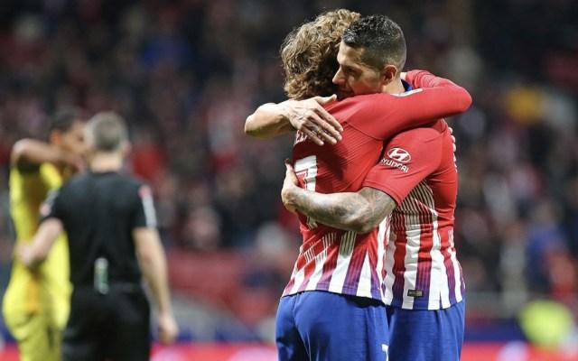 Atlético de Madrid gana al Girona y sigue a la caza del Barcelona - Foto de @Atleti