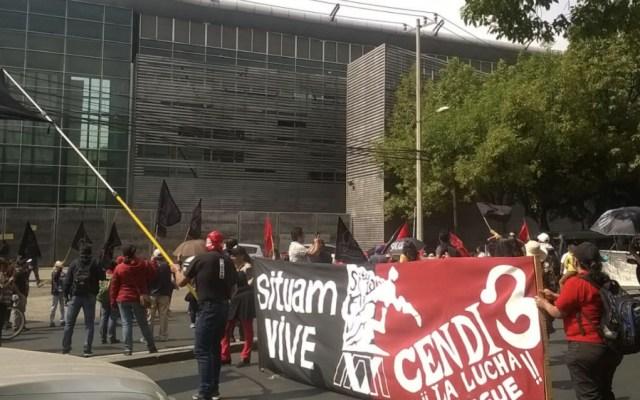 Sostiene SITUAM diálogo con autoridades universitarias - Foto de @TejiendOrgRev