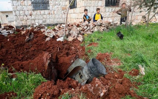 Bombardeos dejan al menos 22 muertos en Siria - Foto de OMAR HAJ KADOUR / AFP