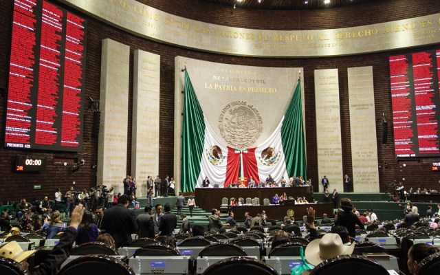 Oposición va unida contra Morena por Mesa Directiva de Diputados - Cámara de Diputados