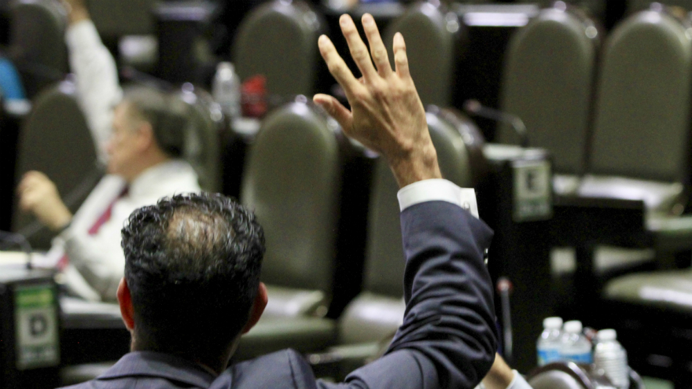 AMLO urge a legisladores que aprueben Ley Reglamentaria para Revocación de Mandato - diputados reforma legisladores periodo extraordinario Congreso