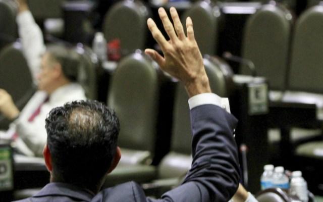 Diputados avalan leyes reglamentarias de la Guardia Nacional - diputados reforma
