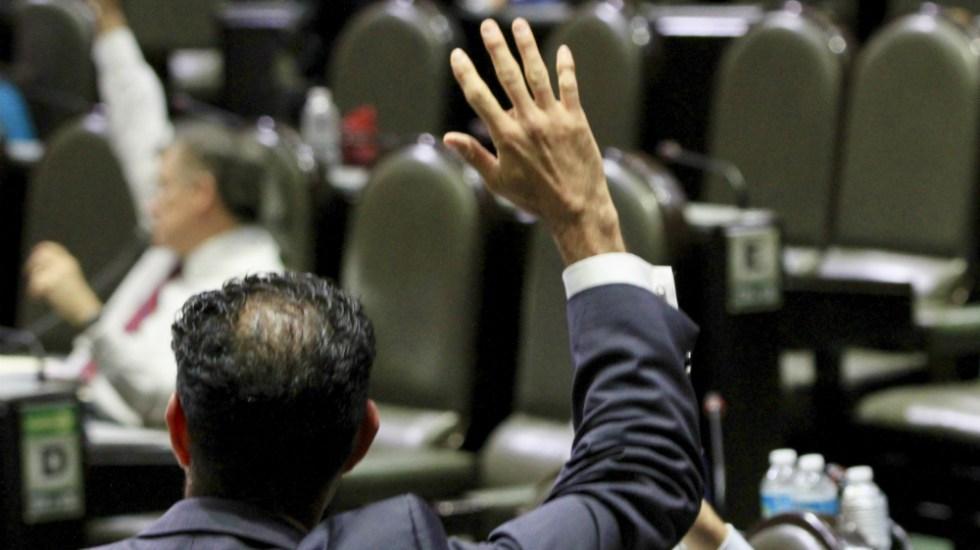 Revocación de mandato y mariguana marcarán legislatura en el Congreso - diputados reforma legisladores periodo extraordinario Congreso