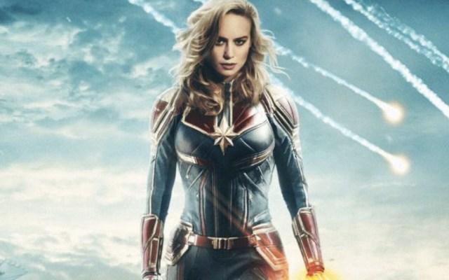 'Capitana Marvel' es la primera película dirigida por una mujer que supera los mil mdd - Foto de Marvel