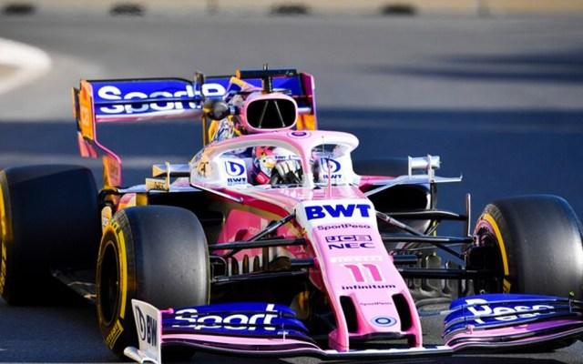 Sergio Pérez saldrá del quinto lugar en el Gran Premio de Azerbaiyán - sergio pérez