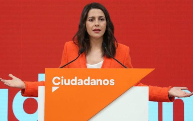 Ciudadanos descarta pactar con PSOE para formar gobierno en España - ciudadanos descarta pactar con psoe