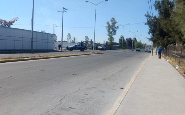 Grupo armado irrumpe en comandancia de Celaya y libera a detenido - Grupo armado irrumpe en comandancia de Celaya y libera a detenido