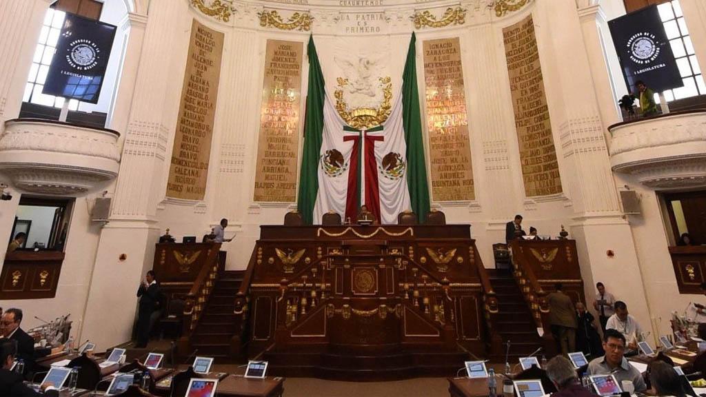 Congreso de la Ciudad de México dará prioridad a iniciativas y dictámenes - Foto de @Congreso_CdMex