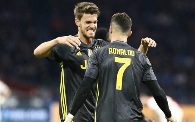 Juventus mantiene el empate ante un descarado Ajax - Foto de @DanieleRugani