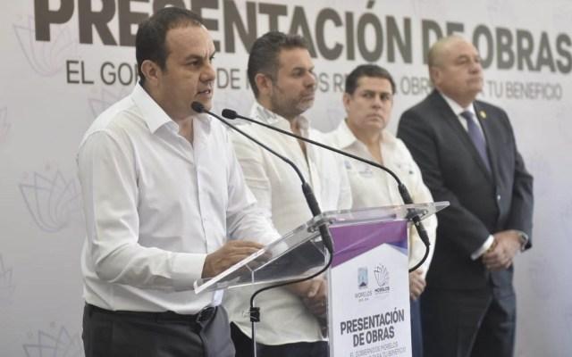 """""""No me rajo"""" ante el crimen organizado: Cuauhtémoc Blanco - Foto de @cuauhtemocb10"""