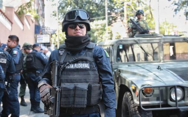 Inicia operativo de seguridad por periodo vacacional en Cuernavaca - Foto de @AntonioLobito01