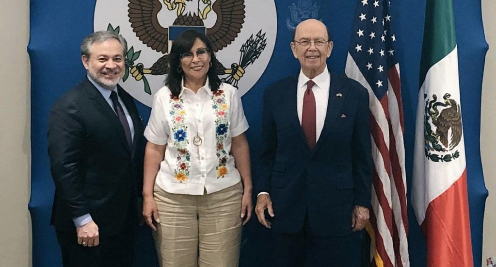 Gobierno de México no planea abrogar la reforma energética: funcionario de EE.UU. - reforma energética Dan Brouillette Rocío Nahle Wilbur Ross