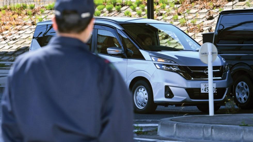 Detienen nuevamente a expresidente de Renault-Nissan - Foto de AFP