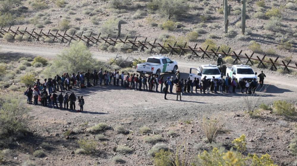 Trump compara la frontera entre EE.UU. y México con Disneyland - Foto de @CBP