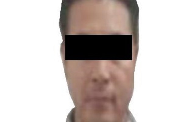 FGR detiene a presunto profesor por pederastia - Detenido por pederastia. Foto de FGR