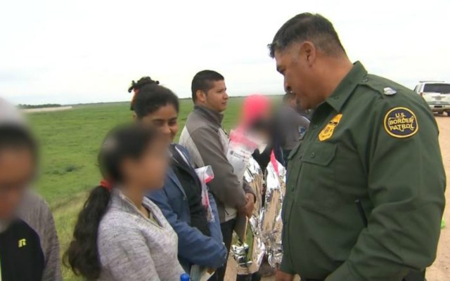 México condena intimidación a migrantes por milicias en EE.UU. - detenidos migrantes milicia nuevo méxico