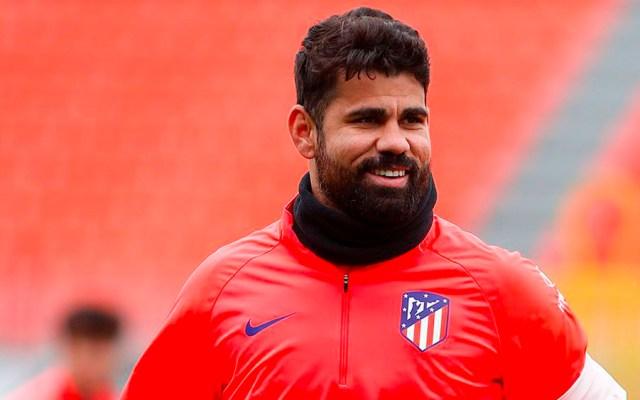 Diego Costa se niega a entrenar con elAtlético de Madrid - Foto de @Atleti