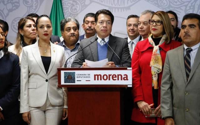 Diputados de Morena prometen resolver pendientes antes del 30 de abril - Diputados de Morena. Foto de mariocd.mx