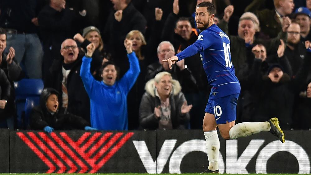Hazard es un jugador que siempre he apreciado: Zidane - Foto de AFP
