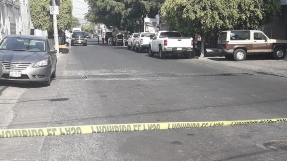 Fiscalía reporta hallazgo de 15 cuerpos en una finca de Zapopan - Foto de @ahtziricardenas